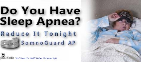 Do you have Sleep Apnea? Reduce it tonight with SomnoGuard from PanMedic Sdn Bhd